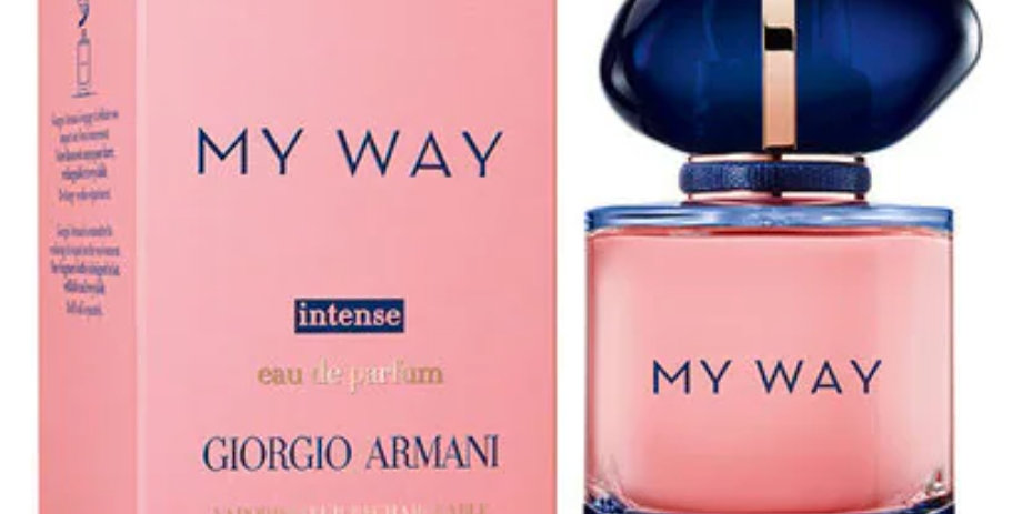 Giorgio Armani My Way Intense EDP Refillable Spray