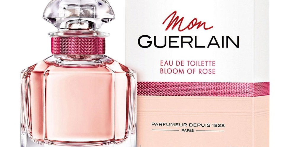 Guerlain Mon Guerlain Bloom of Rose EDT Spray