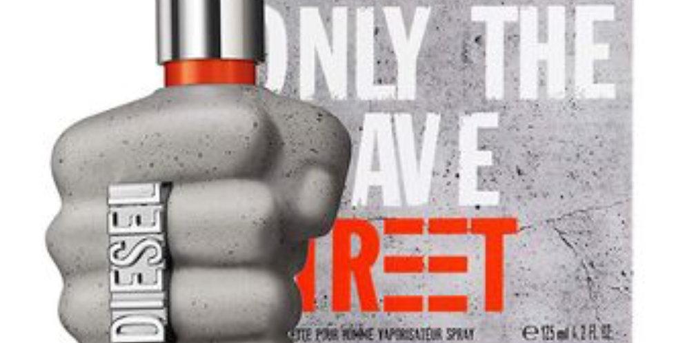 Diesel Only the Brave Street EDT Spray