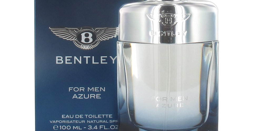 Bentley for Men Azure EDT Spray