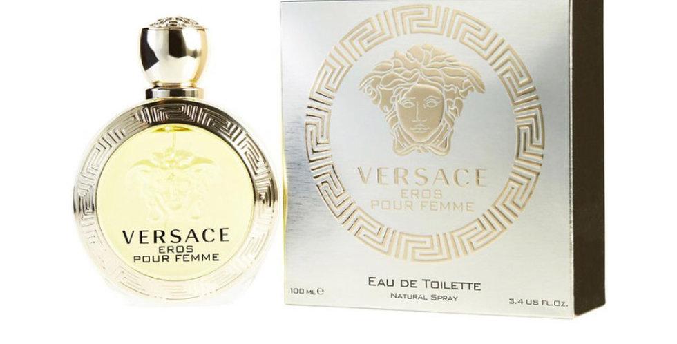 Versace Eros Pour Femme EDT Spray