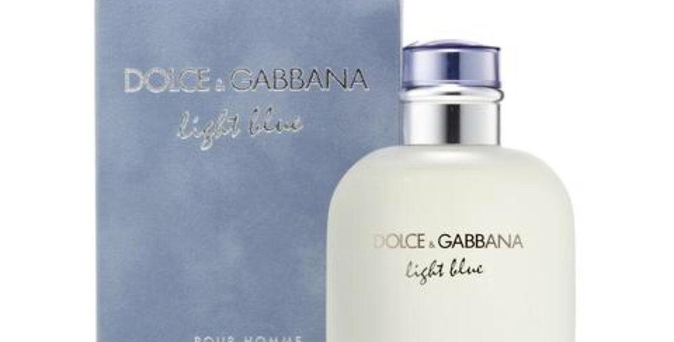Dolce & Gabbana Light Blue Pour Homme EDT Spray