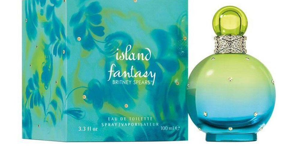 Britney Spears Island Fantasy EDT Spray