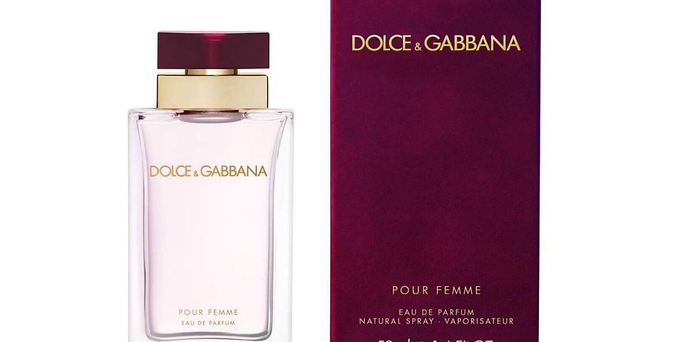 Dolce & Gabbana Pour Femme EDP Spray