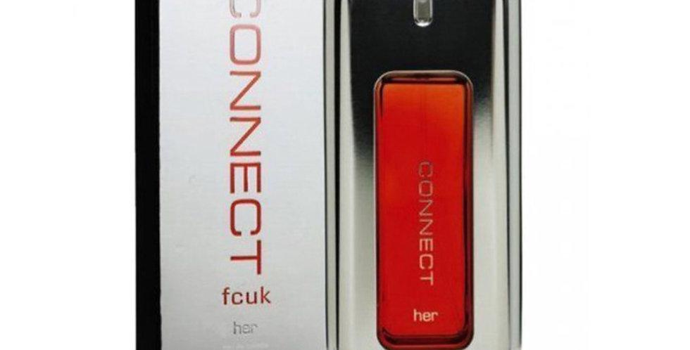 FCUK FCUK Connect EDT Spray