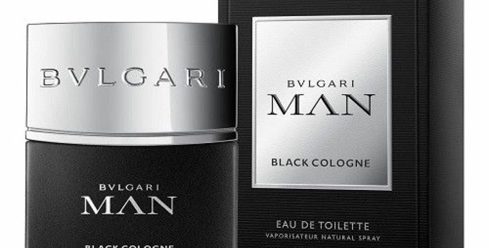 Bulgari Man In Black Cologne EDT Spray