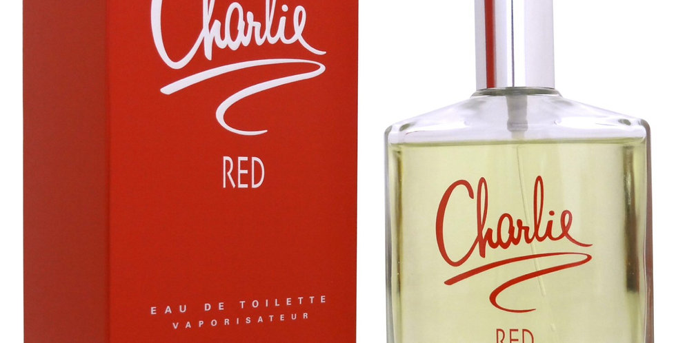 Revlon Charlie Red EDT Spray