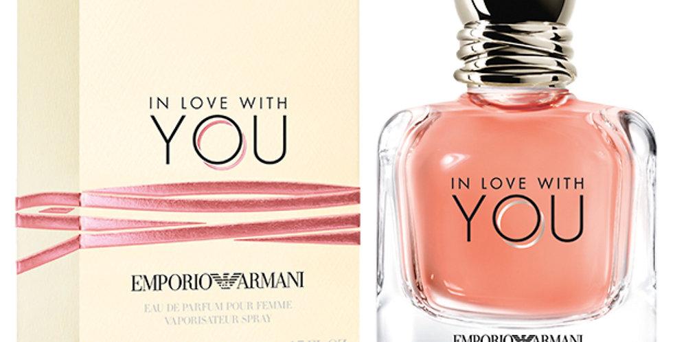 Giorgio Armani Emporio Armani In Love With You for Her EDP Spray