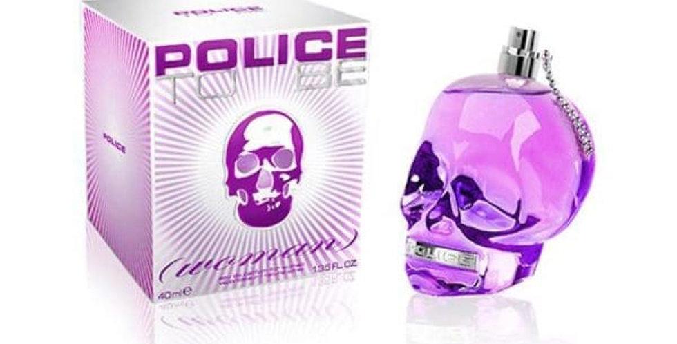 Police To Be Woman EDP Spray