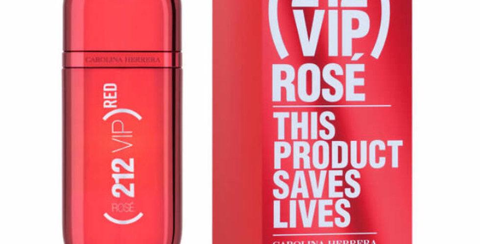 Carolina Herrera 212 VIP Rosé Red EDPl Spray - Limited Edition