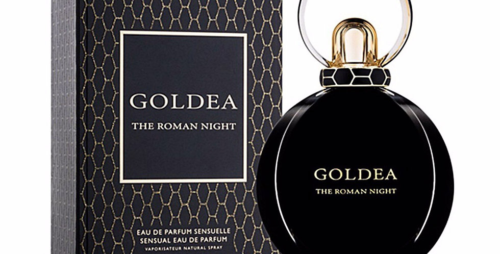 Bulgari Goldea The Roman Night EDP Spray