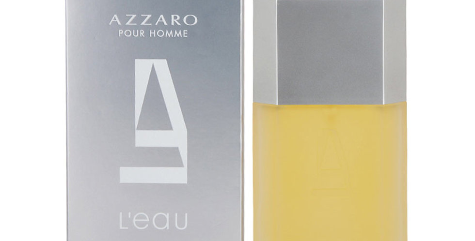 Azzaro Pour Homme L'Eau EDT Spray