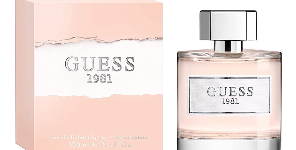 Guess 1981 EDT Spray