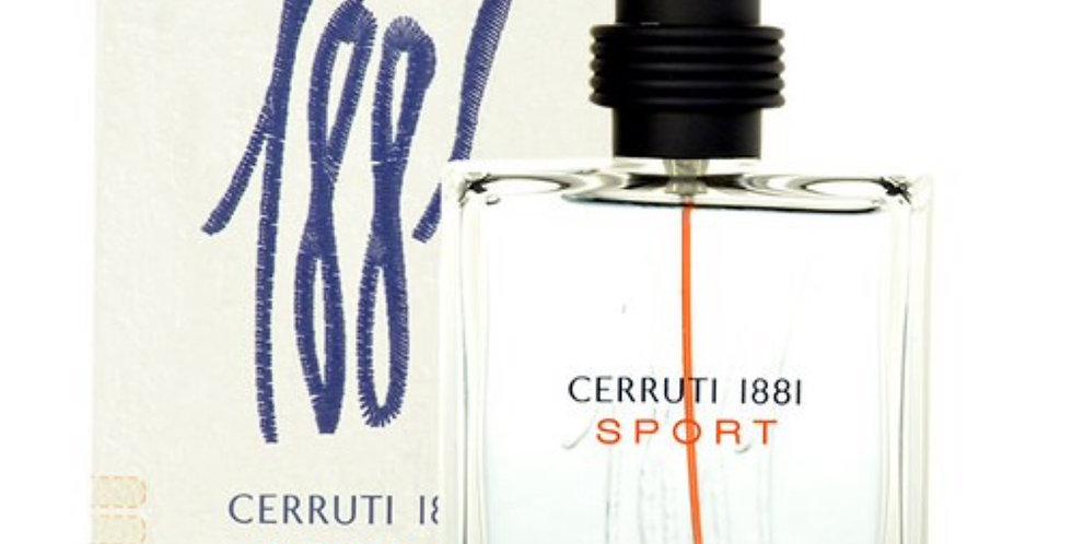 Cerruti 1881 Pour Homme Sport EDT Spray