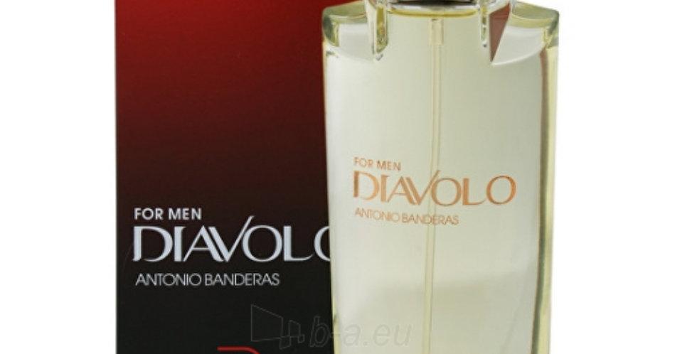 Antonio Banderas Diavolo for Men EDT Spray