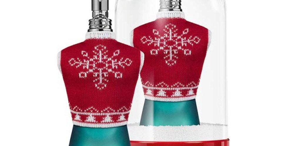 Jean Paul Gaultier Le Male Snowglobe Collectors Edition EDT 125ml Sp