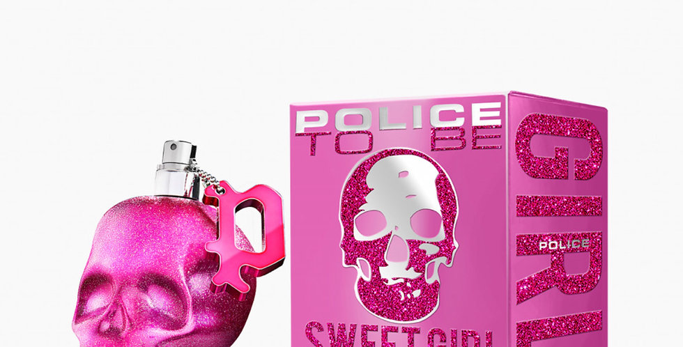Police To Be Sweet Girl EDT Spray