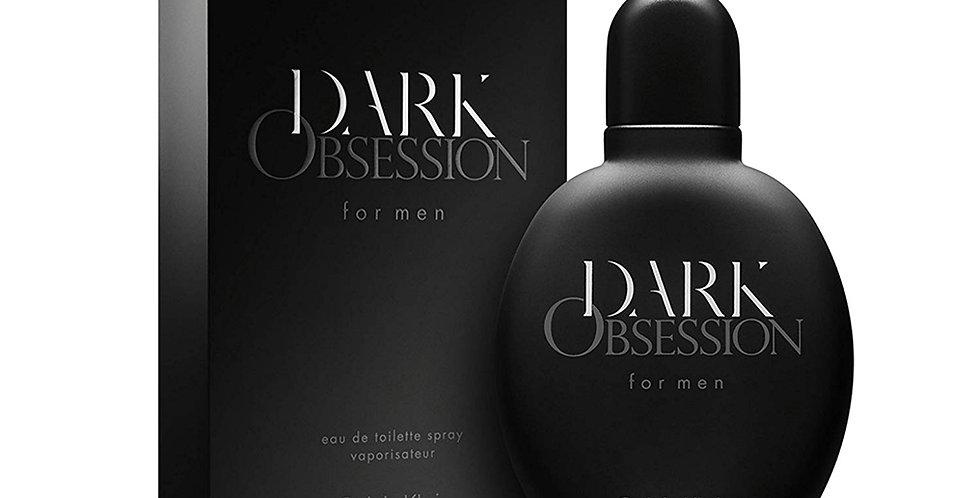 Calvin Klein Dark Obsession for Men EDT Spray