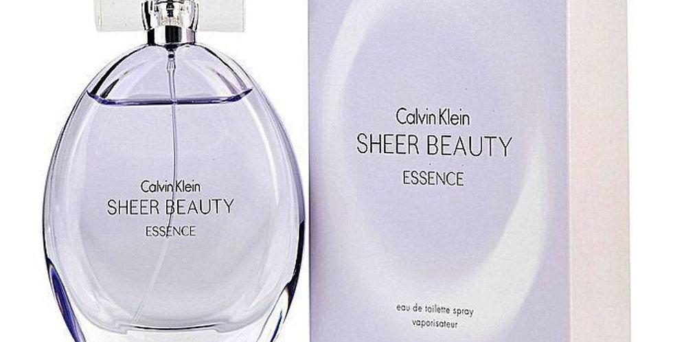 Calvin Klein Sheer Beauty Essence EDT Spray