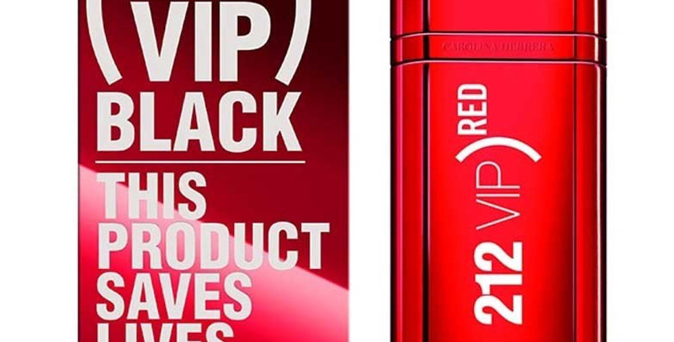 Carolina Herrera 212 VIP Black Red EDP Spray - Limited Edition