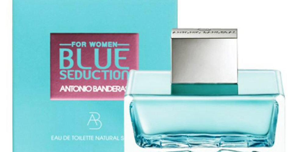 Antonio Banderas Blue Seduction for Women EDT Spray