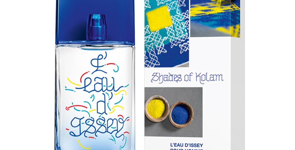 Issey Miyake L'Eau d'Issey Pour Homme Summer Shades of Kolam EDT Spra...
