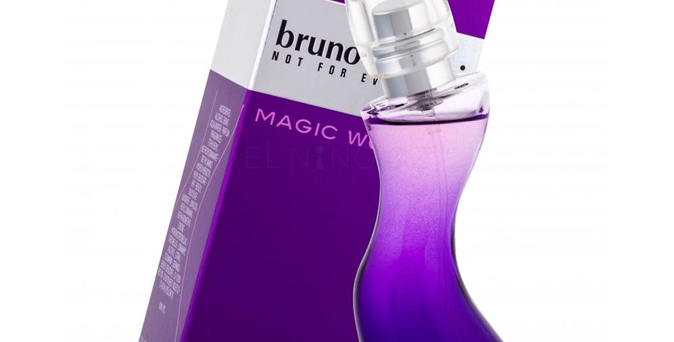 Bruno Banani Magic Woman EDT Spray