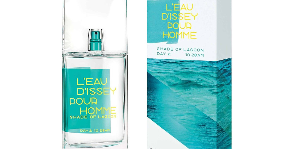 Issey Miyake L'Eau d'Issey Pour Homme Shade of Lagoon EDT Spra