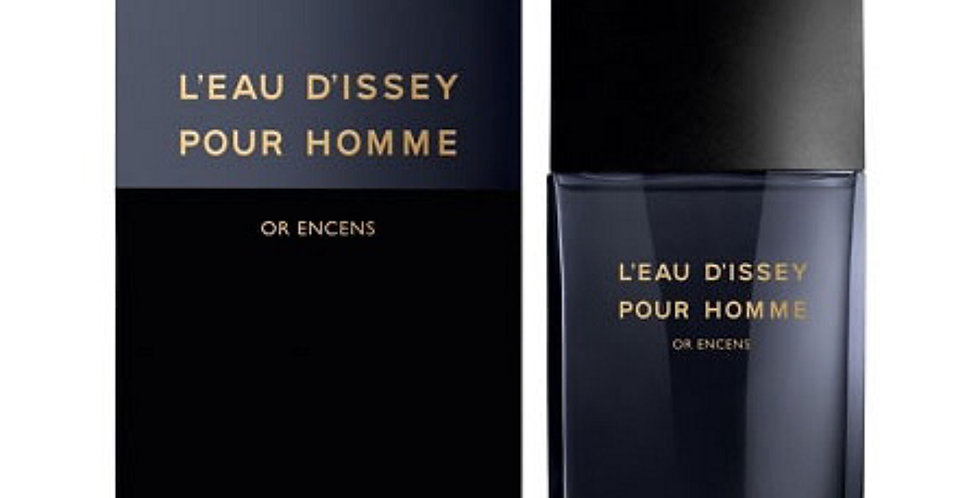 Issey Miyake L'Eau D'Issey Pour Homme Or Encens EDP Spray