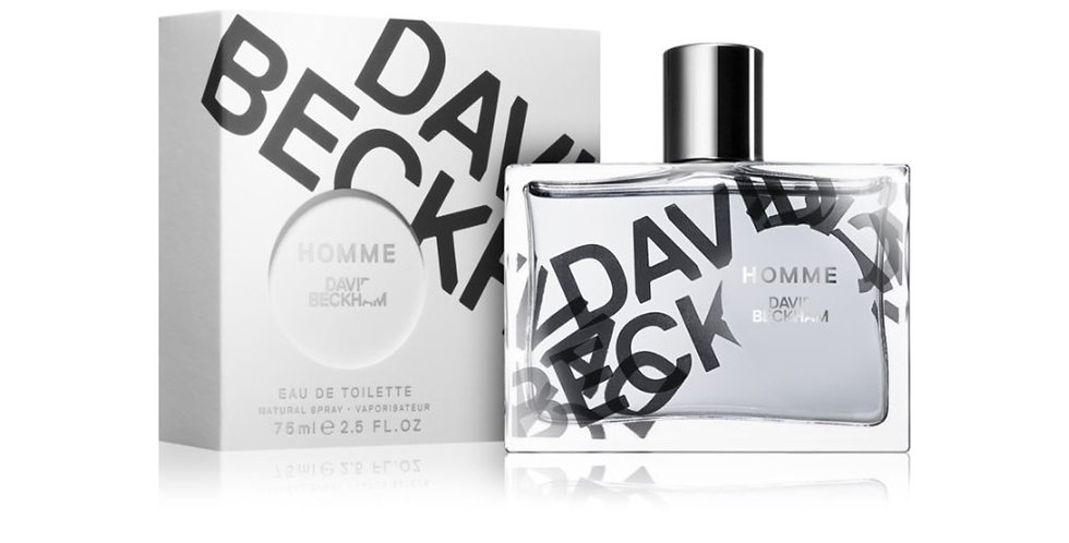 David Beckham Homme EDT Spray