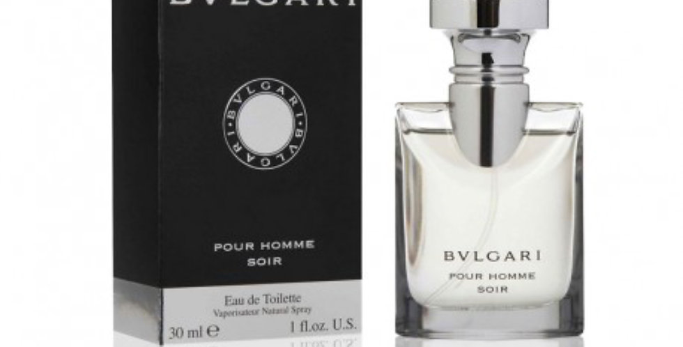 Bulgari Pour Homme Soir EDT Spray