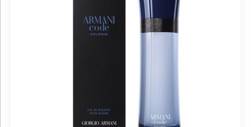 Giorgio Armani Code Colonia EDT Spray