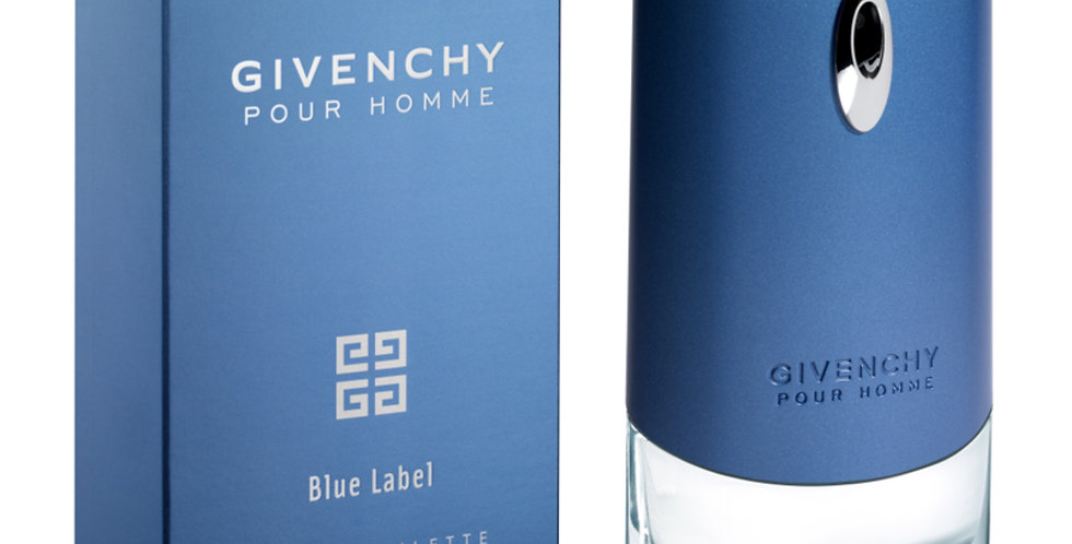 Givenchy Homme Blue Label EDT Spray