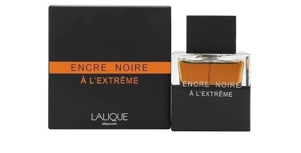 Lalique Encre Noire Á L'Extreme EDP Spray