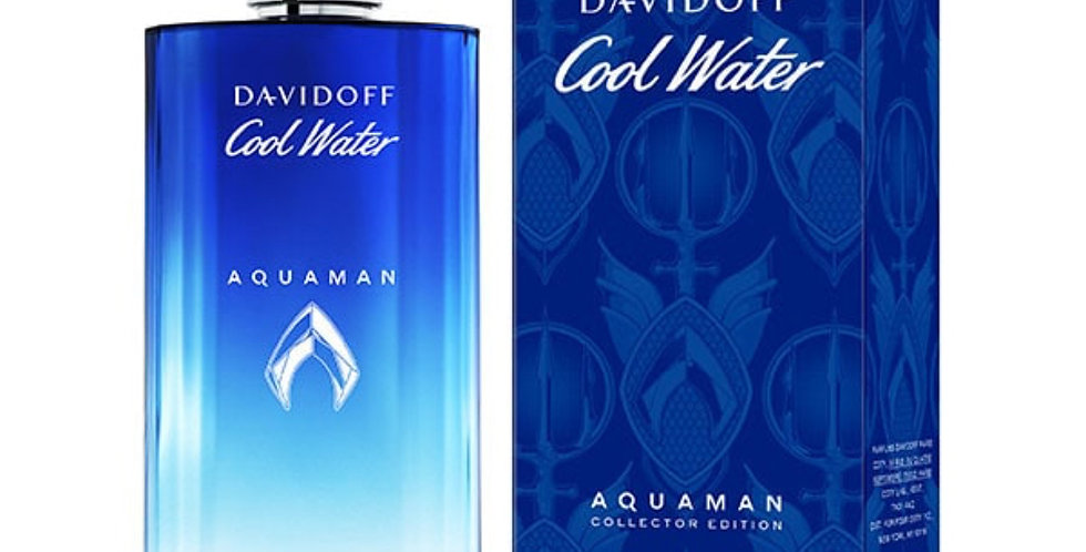 Davidoff Cool Water Aquaman Collector's Edition EDT Spray