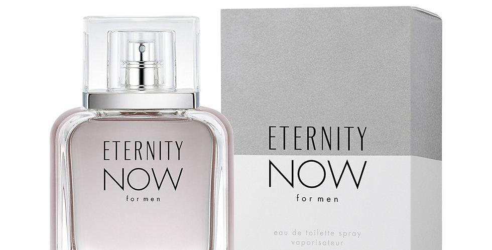Calvin Klein Eternity Now for Men EDT Spray