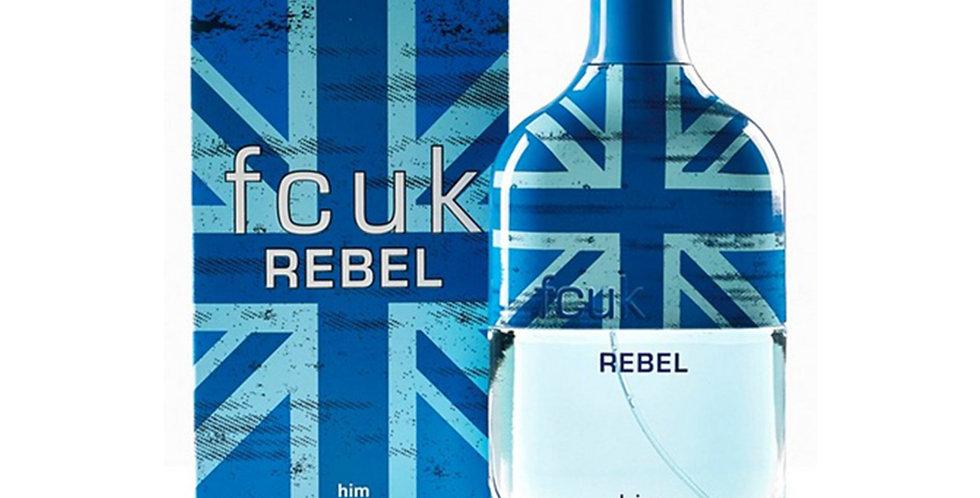 FCUK Rebel For Him EDT Spray