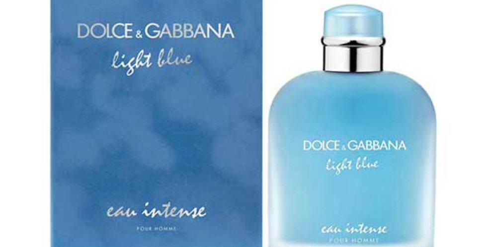 Dolce & Gabbana Light Blue Eau Intense Pour Homme EDP Spray