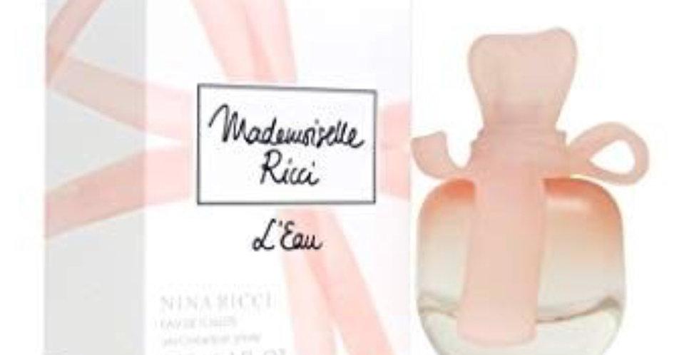 Nina Ricci Mademoiselle Ricci L'Eau EDT Spray