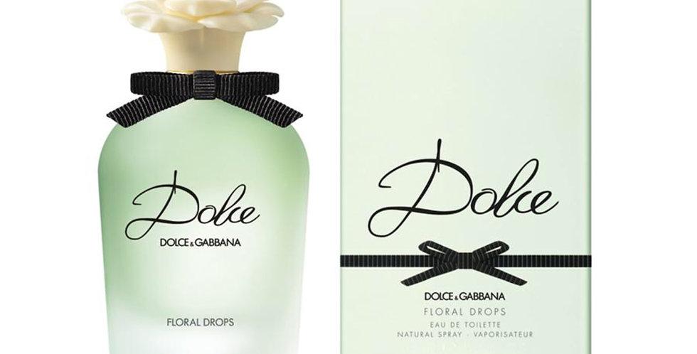 Dolce & Gabbana Dolce Floral Drops EDT Spray