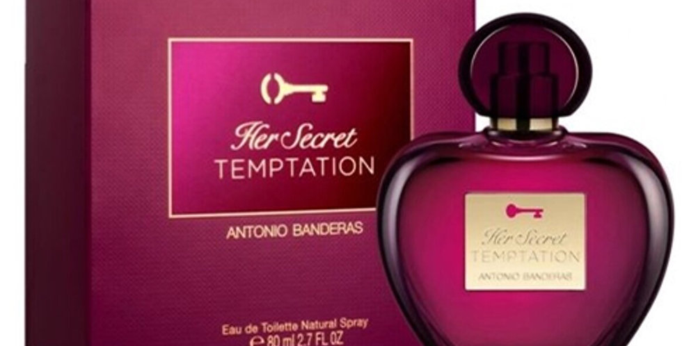 Antonio Banderas Her Secret Temptation EDT Spray