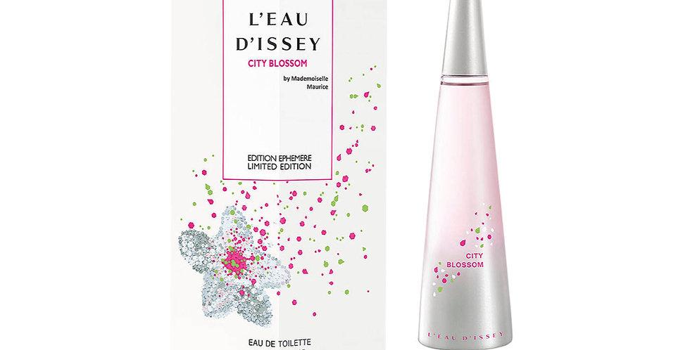 Issey Miyake L'Eau d'Issey City Blossom, cheap perfume online uk, online perfume shop uk, fragrances online uk,
