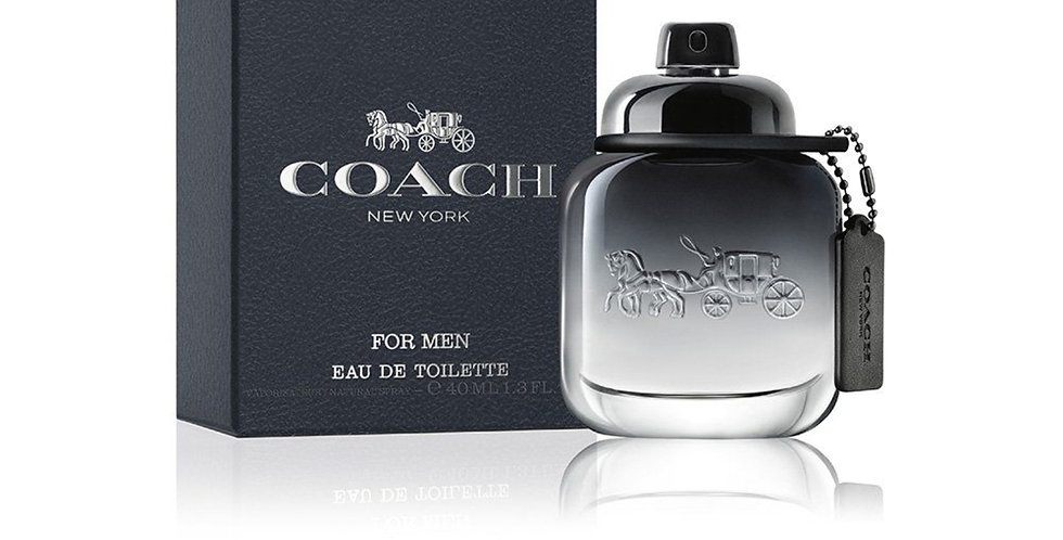 Coach for Men EDT Spray