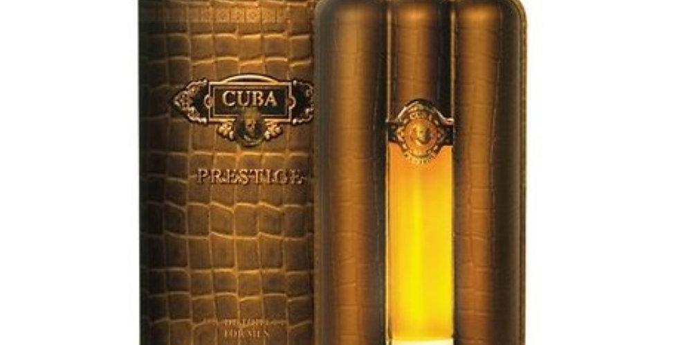 Cuba Paris Prestige Gold EDT Spray