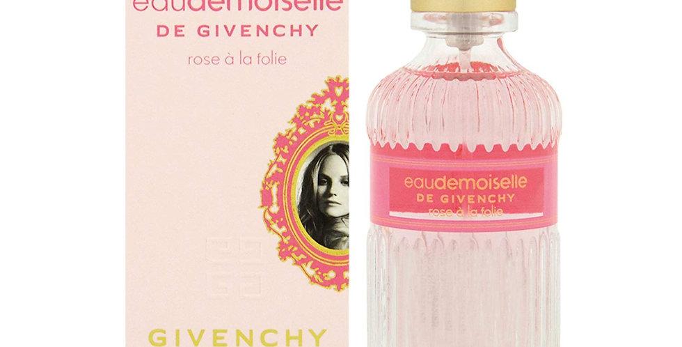 Givenchy Eaudemoiselle Rose a la Folie EDT Spray