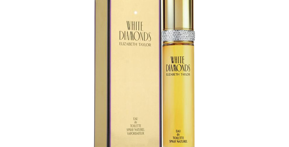 Elizabeth Taylor White Diamonds EDT Spray