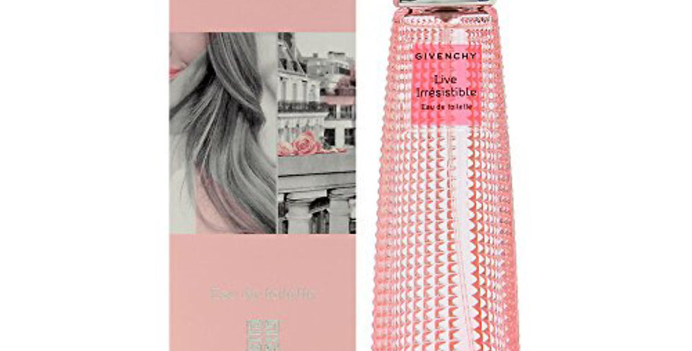 Givenchy Live Irresistible EDT Spray