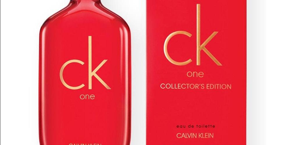 Calvin Klein CK One EDT Spray - Collector's Edition