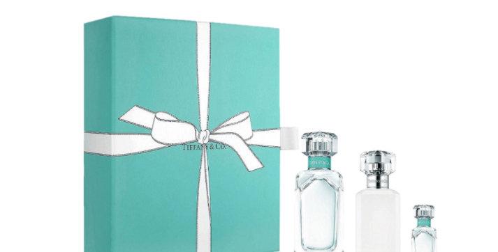 Tiffany & Co. Gift Set 75ml EDP + 5ml EDP + 100ml Body Lotion