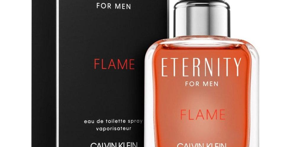Calvin Klein Eternity Flame Men EDT Spray